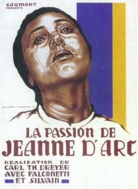 carl theodor dreyer la passion de jeanne d'arc